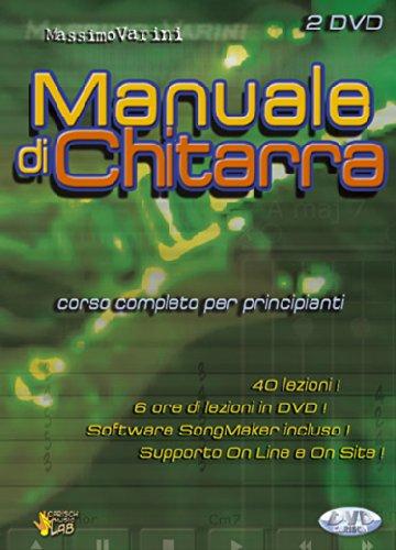 9788850714926: Manuale di chitarra. Con 2 DVD