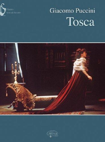9788850714988: Tosca Vocal Score