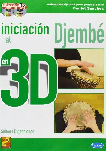 9788850716104: Iniciación al Djembé en 3D (Play Music España)