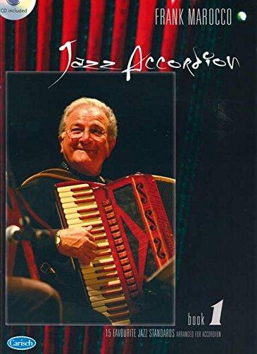 9788850716364: Jazz Accordion Book 1 (book/CD)