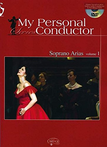 9788850716883: My Personal Conductor Series - Soprano Arias, Volume 1 (Bel Canto)