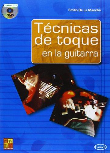 9788850717019: Técnicas de Toque en la Guitarra (Play Music España)
