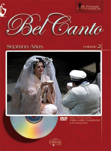 9788850717132: Soprano Arias Vol.2 My Personal Conductor + DVD