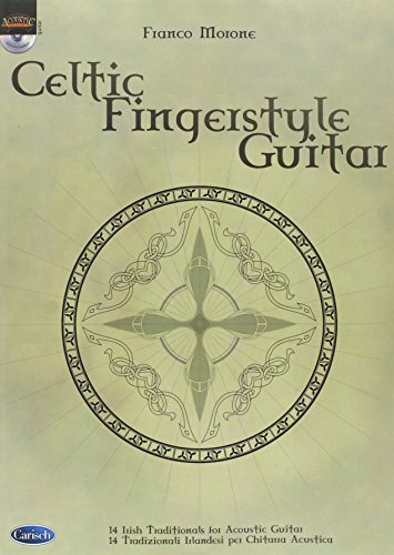 9788850717385: Celtic Fingerstyle Guitar