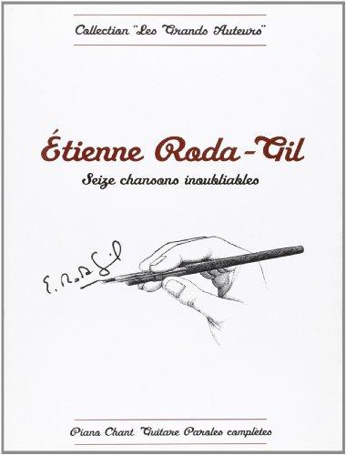 9788850717460: Roda-Gil Etienne Les Grands Auteurs Seize Chansons Inoubliables Pvg Bk