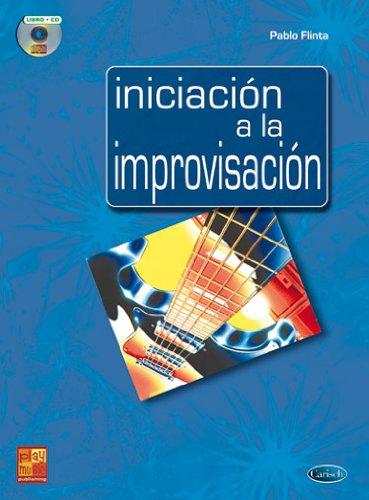 9788850719006: Iniciacion Improvisacion+CD. For Guitar
