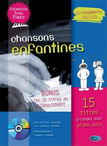 9788850719792: Chansons Enfantines+CD