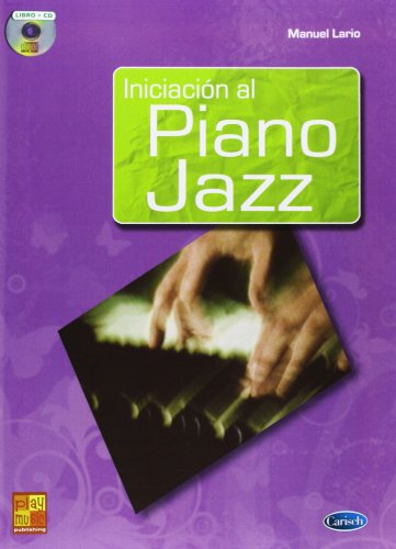 9788850719976: Iniciacion Al Piano Jazz +CD