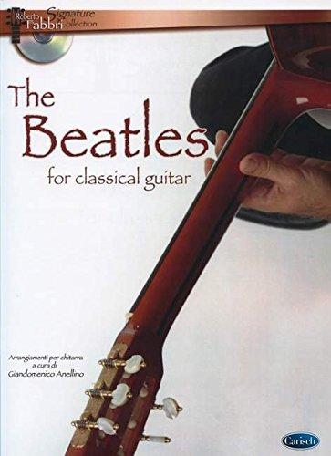 9788850720286: The Beatles for Classic Guitar (Roberto Fabbri Signature Collection)