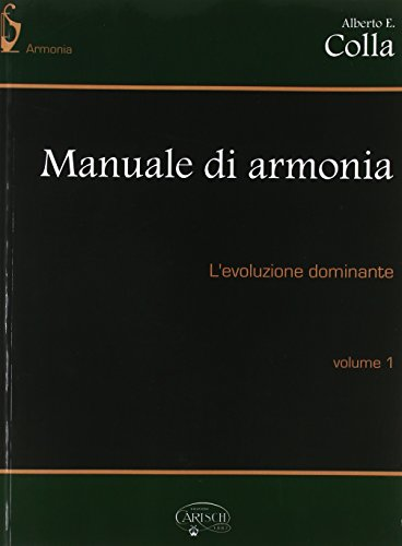 Manuale di Armonia (All Instruments / Theory): Colla, Alberto (Author)
