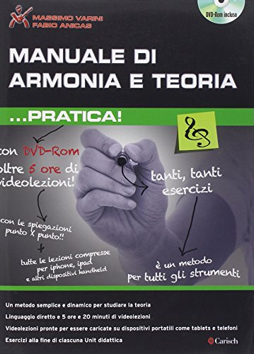Manuale di Armonia e Teoria .Pratica (All: Varini, Massimo (Author);