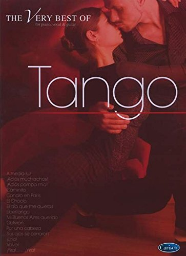 9788850724437: The Very Best of Tango: Very Best of (the)