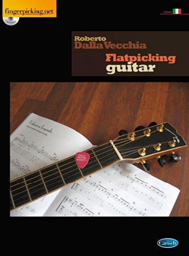 9788850724475: Flatpicking Guitar (Italiano). Pour Guitare