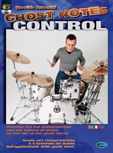 9788850725113: Ghost Notes Control +DVD