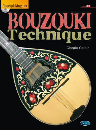 9788850725458: Bouzouki Techinque (English)