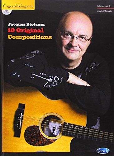 9788850726288: Jacques Stotzem: 10 Original Compositions