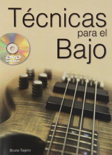 9788850726486: Tecnicas Para El Bajo +DVD