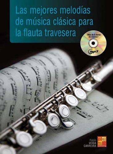 9788850726851: Las mejores melodías de música clásica para la flauta traversera (Play Music España)