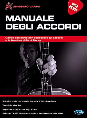 9788850727094: Manuale degli accordi: Carisch Music Lab Italia