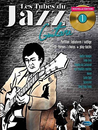 9788850729104: Tubes Du Jazz Guitar Gtr Volume 1 Bk/Cd