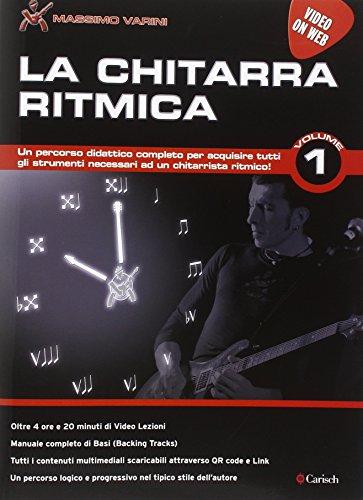 9788850729807: La chitarra ritmica