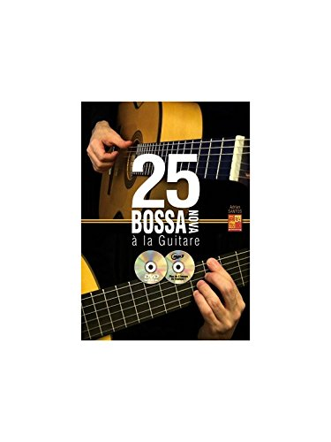 9788850730063: 25 bossa nova à la guitare. Partitions, CD, DVD (Région 0) pour Guitare