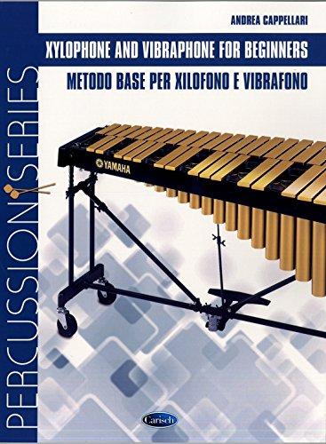 9788850730445: Andrea Cappellari: Xylophone And Vibraphone For Beginners. Sheet Music for Xylophone, Vibraphone