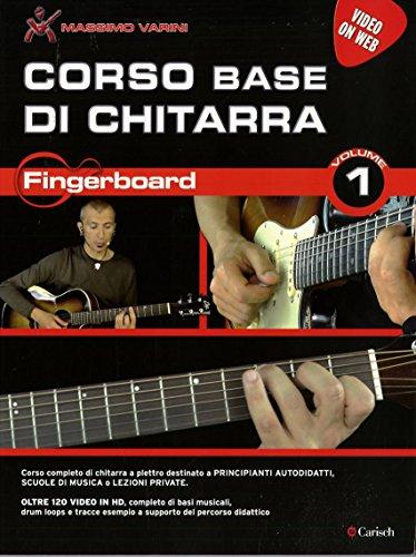 9788850730568: Corso base di chitarra (Vol. 1)
