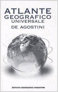 9788851112141: Atlante geografico universale