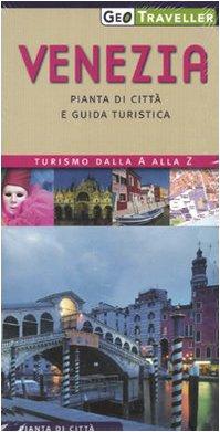 9788851114701: Venezia. Pianta della città e guida turistica. Con pianta 1:5.000