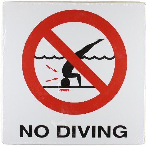 9788851114831: No Diving. Segnale Stradale