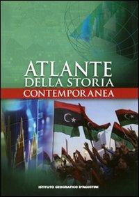 9788851116040: Atlante della storia contemporanea