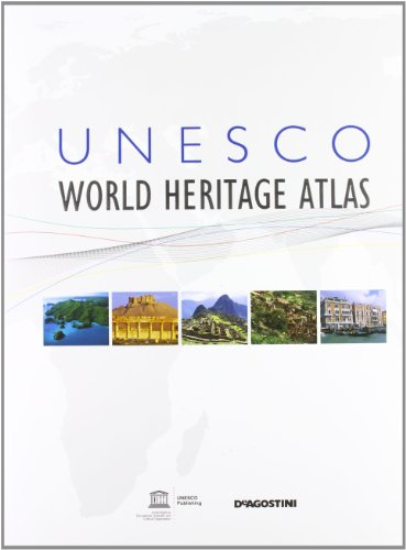 9788851117177: UNESCO: World Heritage Atlas