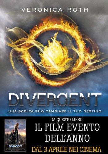 9788851121105: Divergent (Italian Edition)