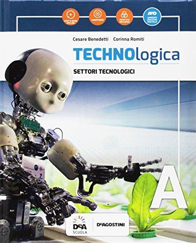 9788851128067: Technologica. Per la Scuola media. Con e-book. Con espansione online. Con Libro: Tecnologie in sintesi. Con DVD-ROM: A-B