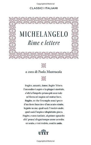 9788851134075: Rime e lettere (Italian Edition)