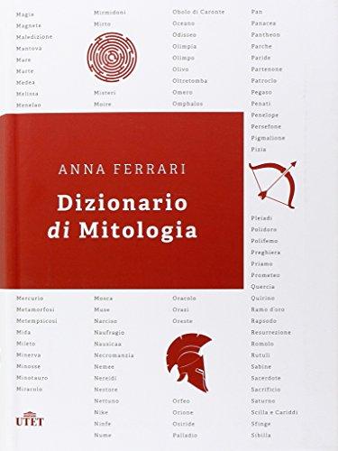 9788851135072: Dizionario di mitologia