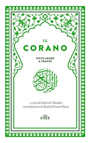 9788851138592: Il Corano. Testo originale a fronte