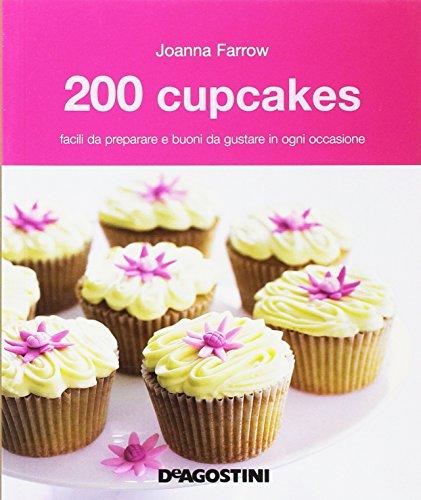 9788851142308: 200 cupcakes
