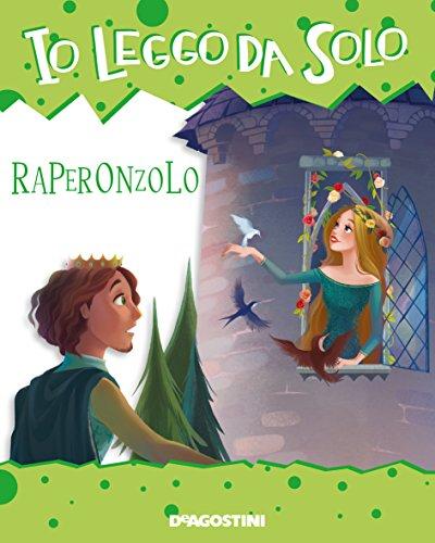 Raperonzolo. Con adesivi (Mixed media product): Roberta Zilio