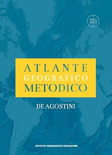 9788851194383: Atlante geografico metodico 2021-2022