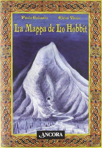 9788851410223: Mappa dello Hobbit (La)