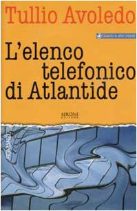 9788851800123: L'Elenco Telefonico Di Atlantide