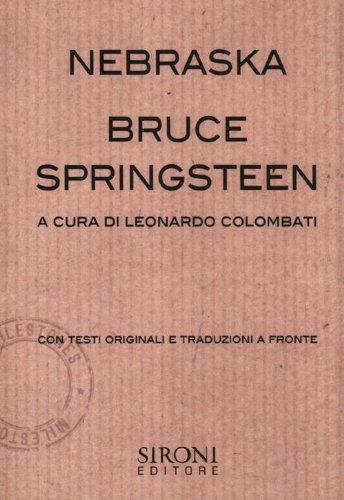 9788851802073: Bruce Springsteen. Nebraska