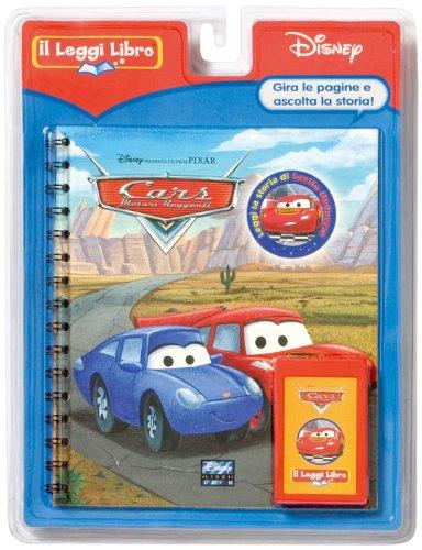 9788852204265: Cars. Motori ruggenti. Con cartuccia sonora. Il Leggi Libro