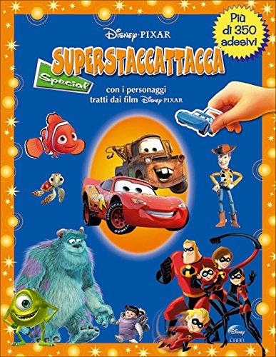 9788852205255: Superstaccattacca Special. Disney-Pixar. Con adesivi