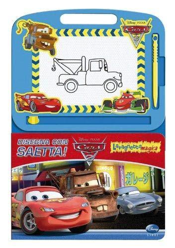9788852210570: Cars 2. Disegna con Saetta! Con gadget