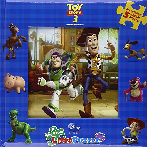 9788852211423: Toy story 3. Libro puzzle
