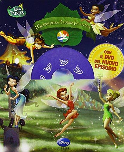9788852214172: I giochi della radura incantata. Con DVD