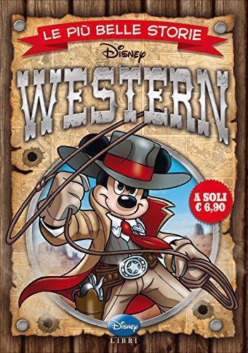9788852216633: Le più belle storie western (I fumetti di Disney club)